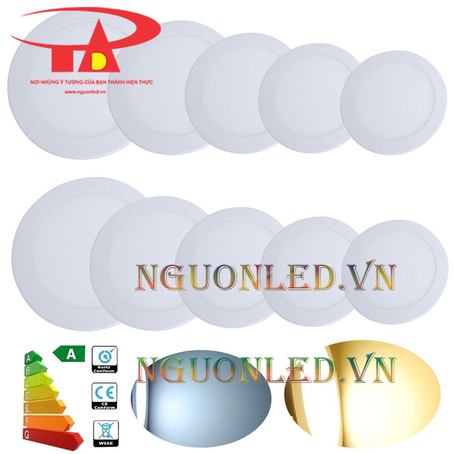 Công ty bán sỉ Đèn led âm trần tròn giá rẻ tại Tân Phú hcm