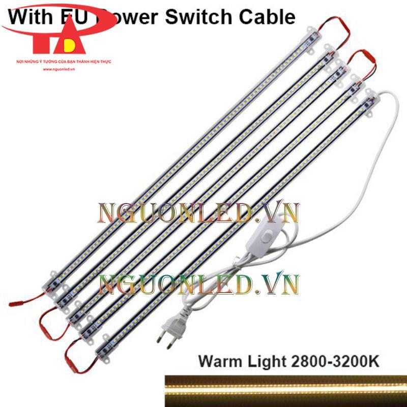 Đèn Led thanh 220v dài 50cm hcm