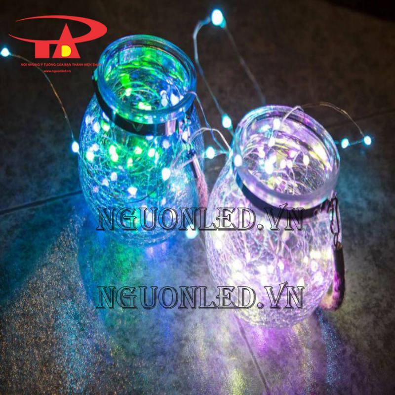 Đèn led hạt trang trí đồ vật