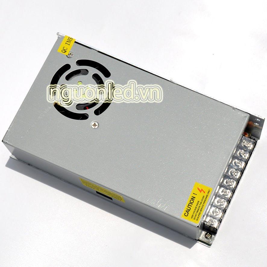 Nguồn led 5v 40A loại tốt dùng cho camera, đèn led và điện công nghiệp