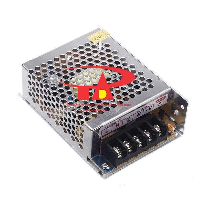 Nguồn led 5V 6A loại tốt, giá rẻ, chất lượng, đủ Ampe, BH 1 năm