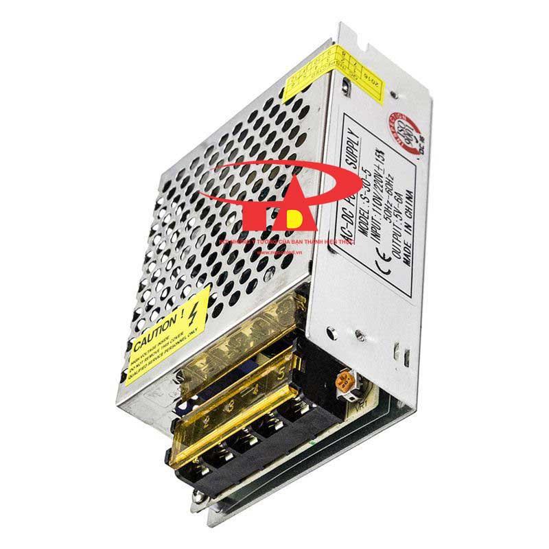 Nguồn 5V 6A loại tốt, giá rẻ, chất lượng, đủ Ampe, BH 1 năm