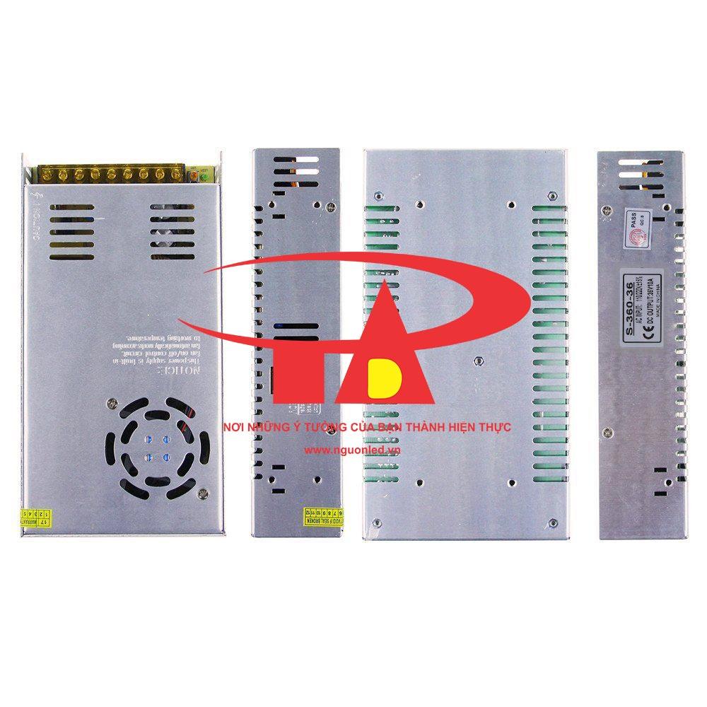 Nguồn led 5v60A loại tốt dùng cho camera, đèn led và điện công nghiệp mua tại nguonled.vn