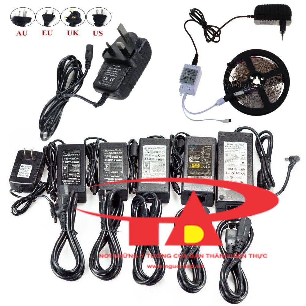 Adapter 12V 4A loại tốt, giá rẻ, mua adapter 12V tại nguonled.vn