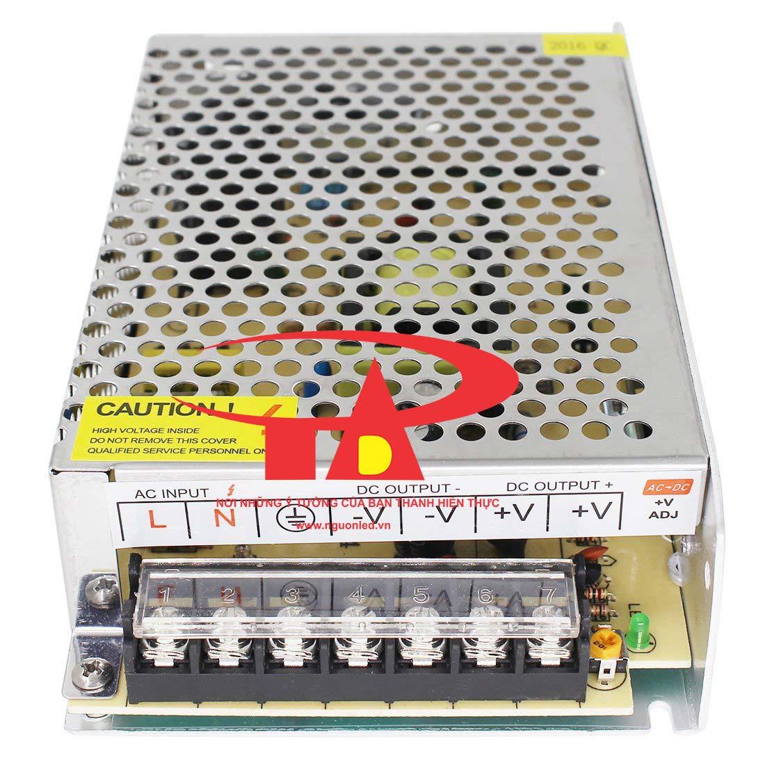Bộ nguồn DC24V 3A, loại tốt, giá rẻ, đủ ampe, bảo hành 1 năm, nguonled.vn