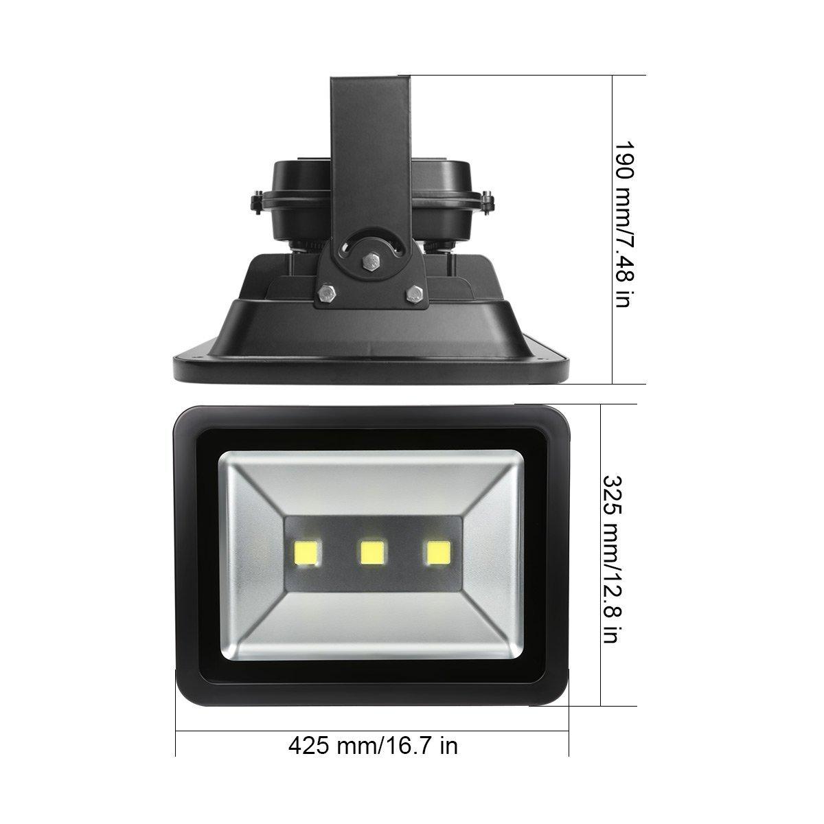 Đèn pha led 150W loại tốt, dùng cho quảng cáo ngoài trời hoặc sân vườn, sản phẩm bảo hành 2 năm, sản phẩm đủ watt