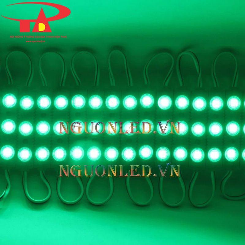 Led module 12v xanh lá giá rẻ