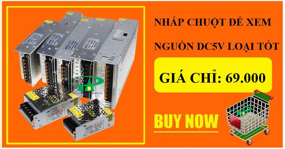 Xem thêm nguồn tổ ong DC5V loại tốt giá 69.000 tại nguonled.vn