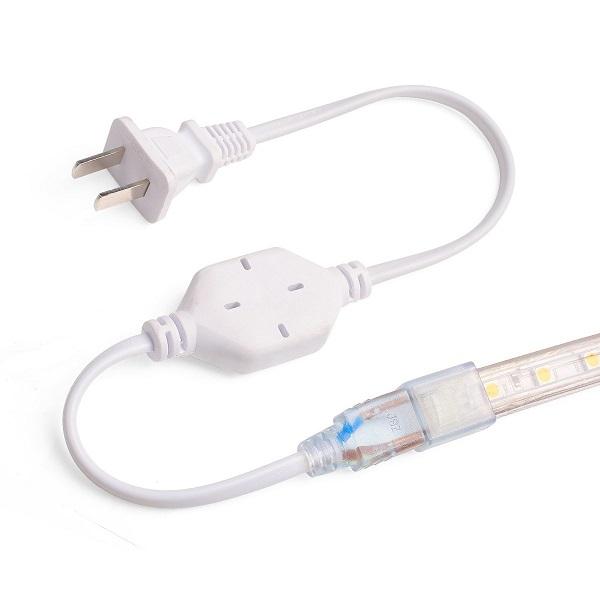 Ghim dây nguồn cho đèn led dây