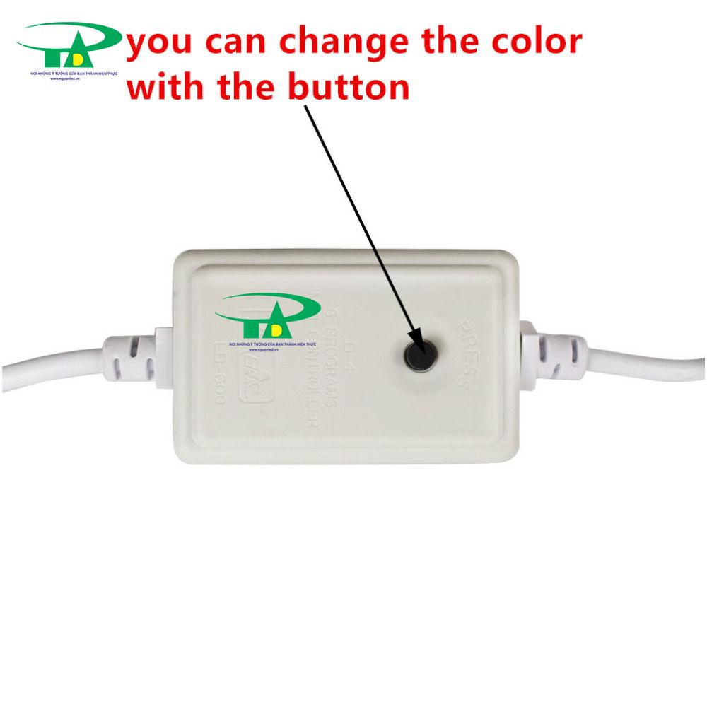 Nguồn đèn led dây 220v RGB loại tốt