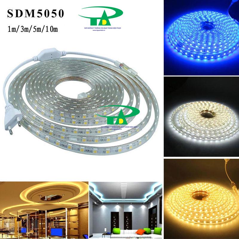 Phụ kiện đèn led dây 220v