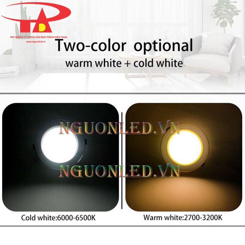 Đèn led downlight 7w tại hcm