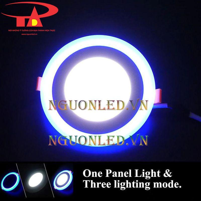 Đèn led âm trần 3 chế độ tại tân phú