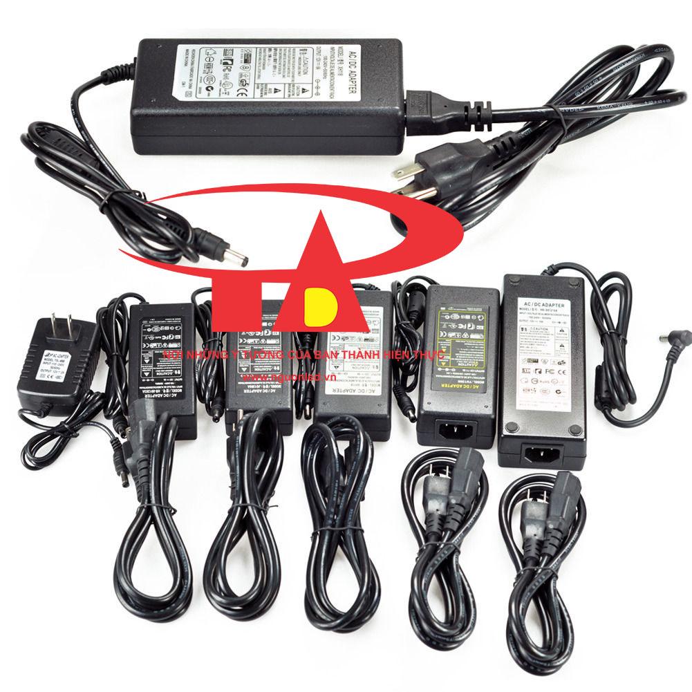 Adapter 12V 3A Samsung, Panasonic dùng cho đèn led, camera, nguonled.vn