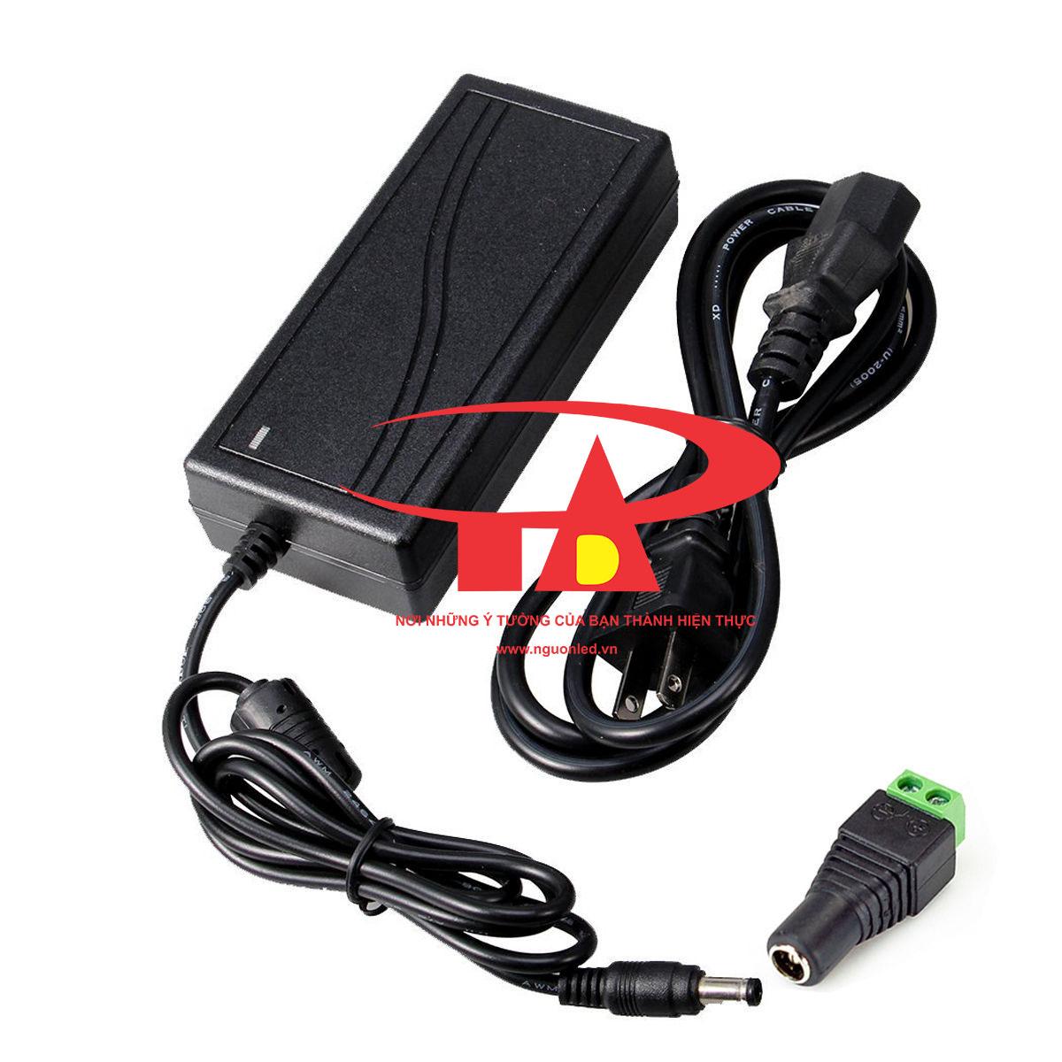 Adapter camera 12V 3A loại tốt dùng cho camera, đèn led, bơm nước minni, linh kiện điện tử, nguonled.vn
