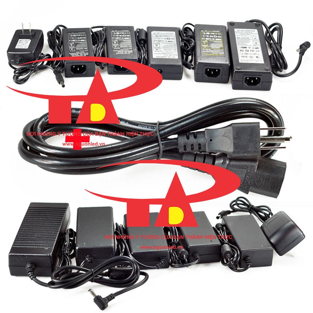 Adapter camera 12V5A loại tốt bảo hành 1 năm mua tại nguonled.vn