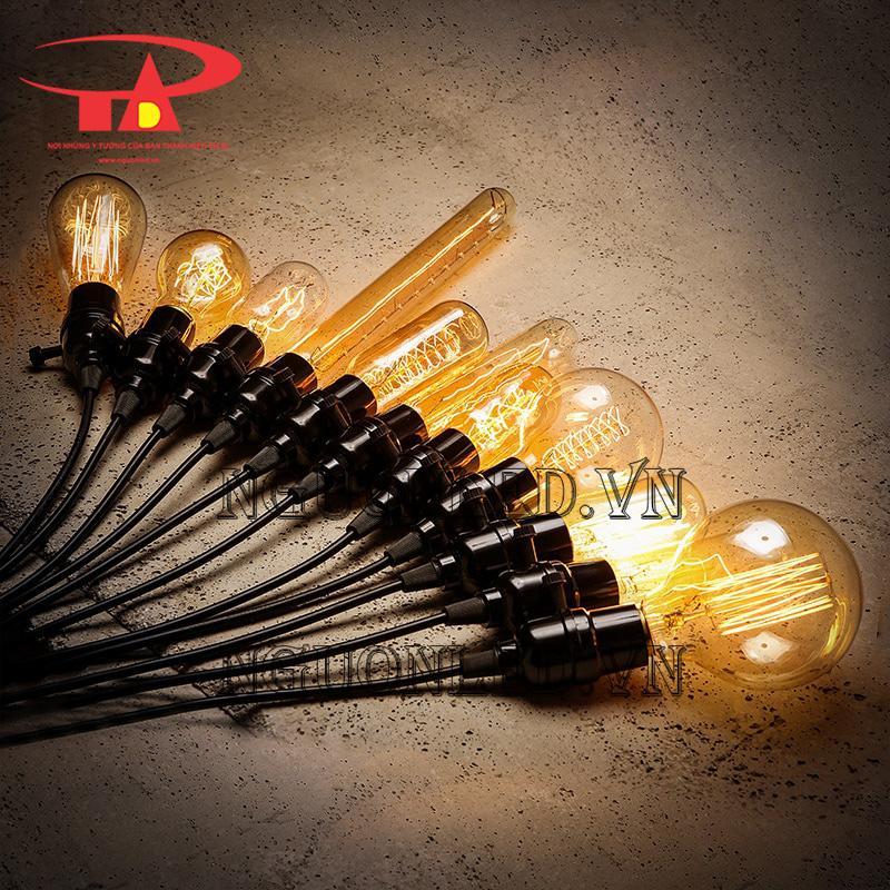 đèn trang trí edison