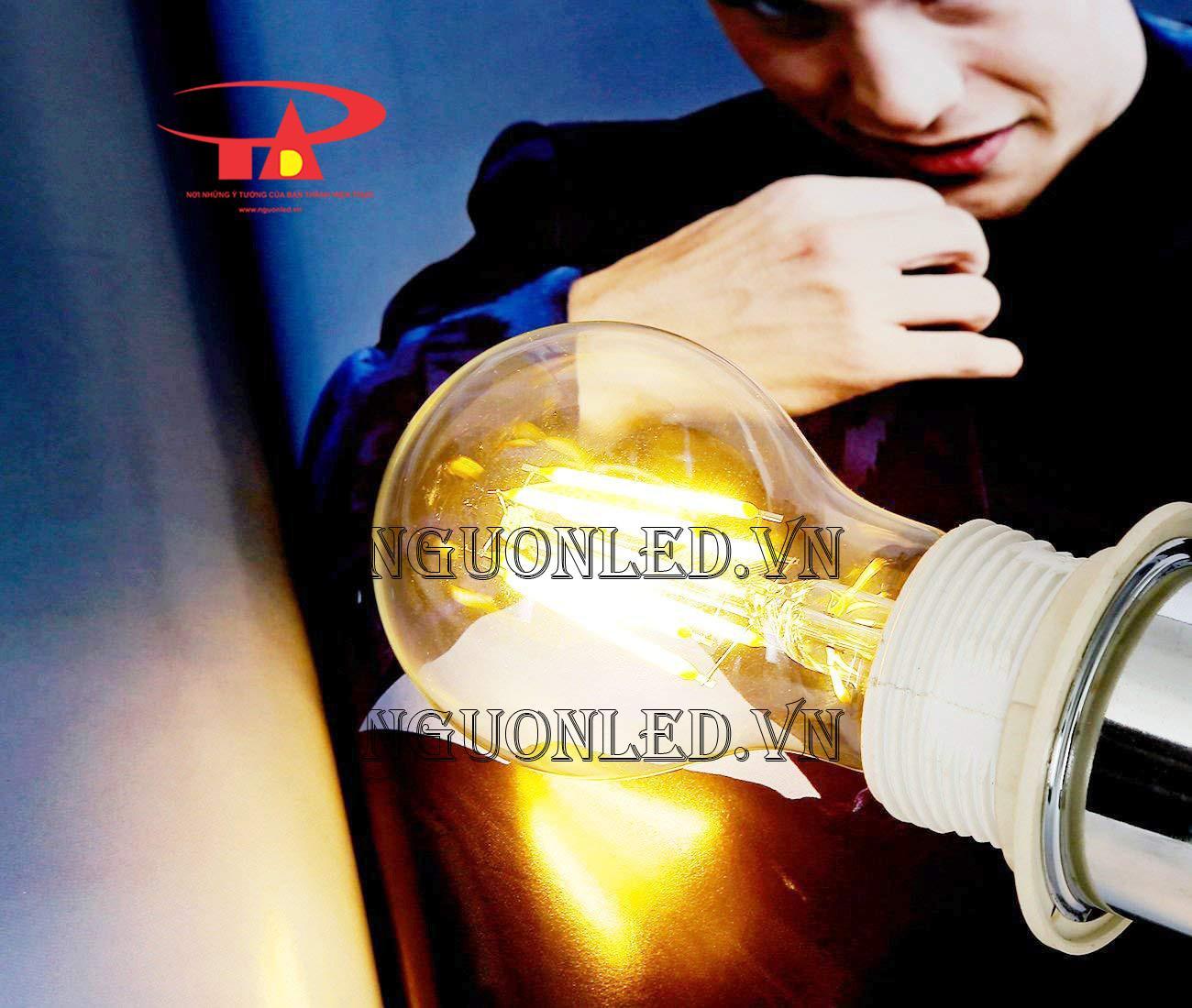 ứng dụng của đèn edison