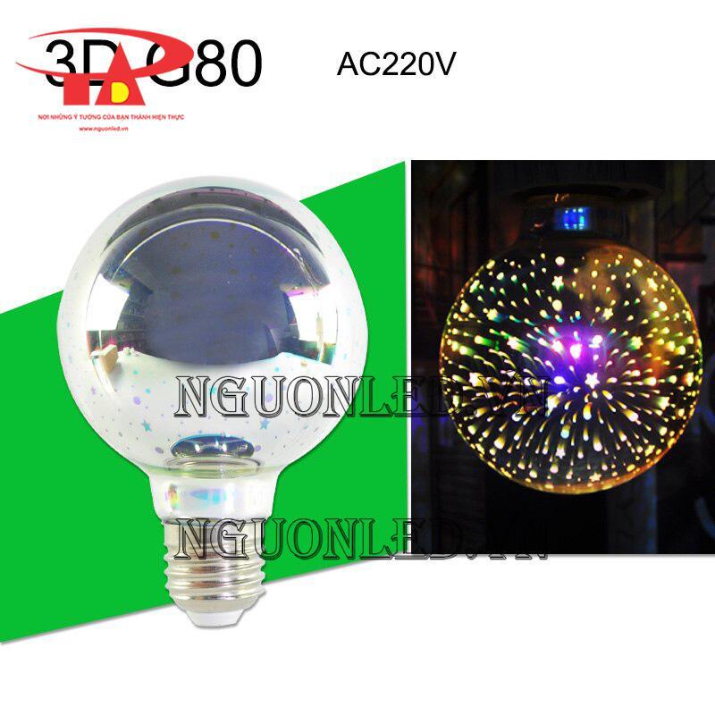 bóng đèn pháo hoa g80
