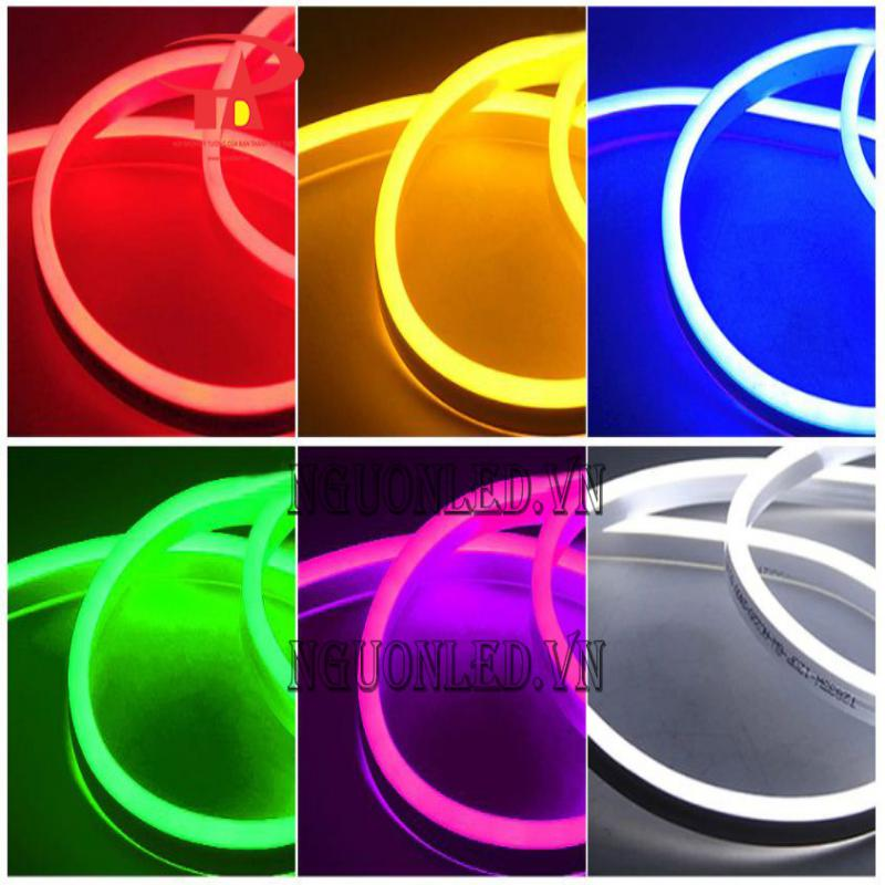 đèn led dây trang trí neon