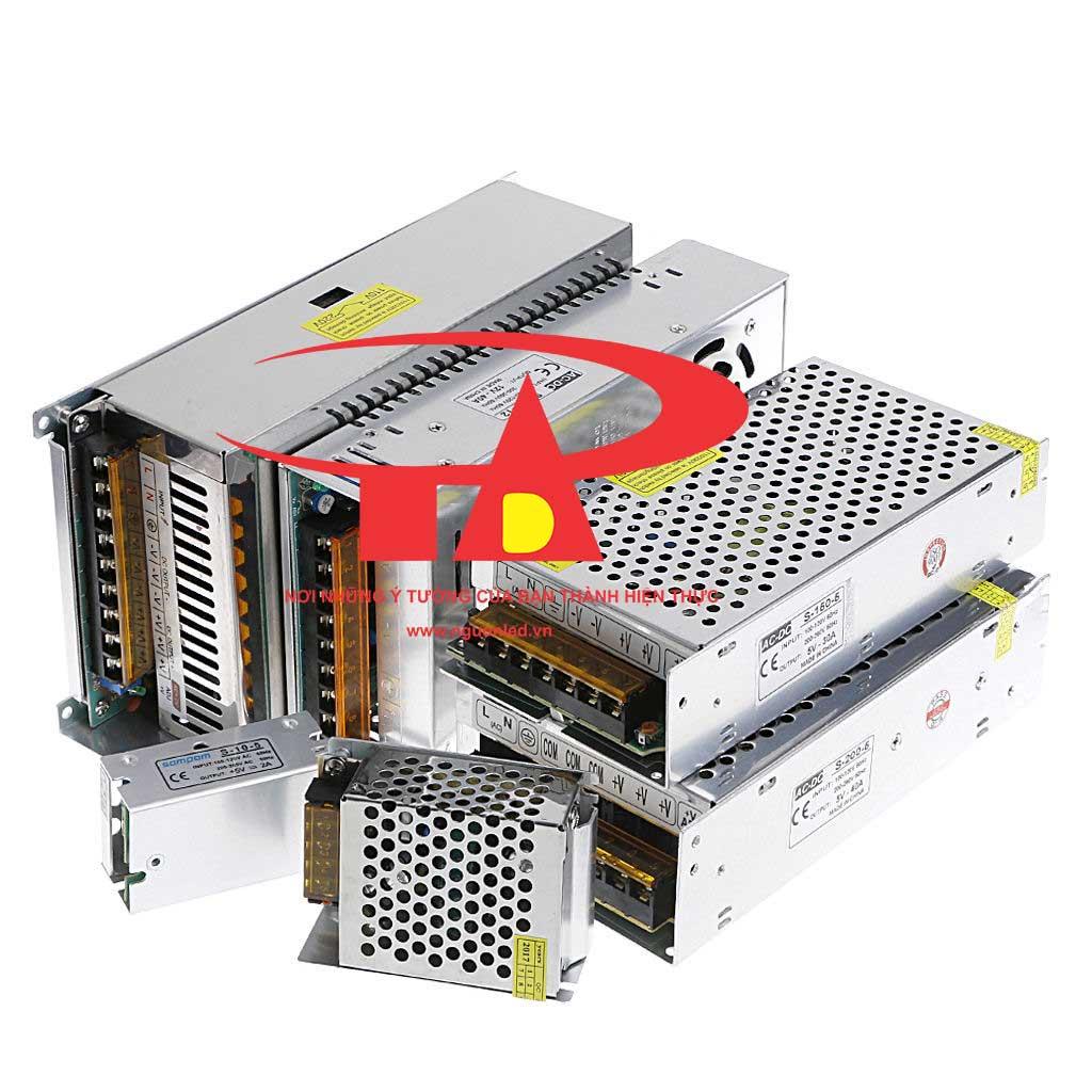 Bộ nguồn 24V 20A loại tốt, giá rẻ mua tại nguonled.vn