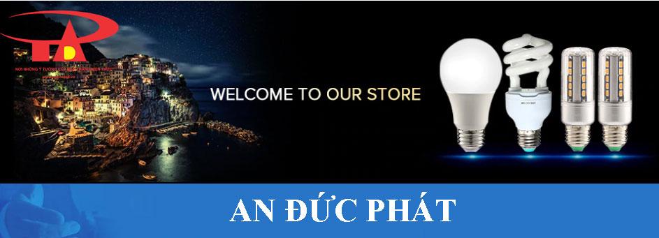 công ty cung cấp đèn led chiếu sáng dân dụng và công trình loại tốt An Đức Phát