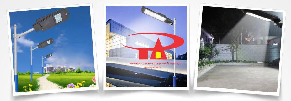 đèn đường chiếu sáng công trình loại tốt, chiết khấu cao tại TPHCM