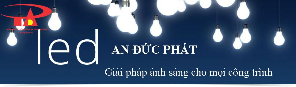 công ty phân phối đèn dân dụng và công trình loại tốt, chất lượng cao An Đức Phát