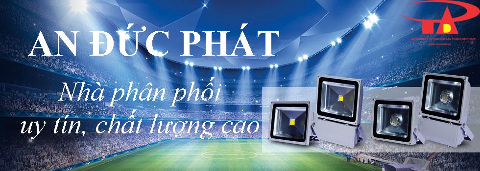 công ty phân phối thiết bị đèn chiếu sáng dân dụng và công trình An Đức Phát