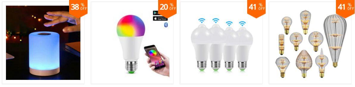 đèn led búp giá rẻ