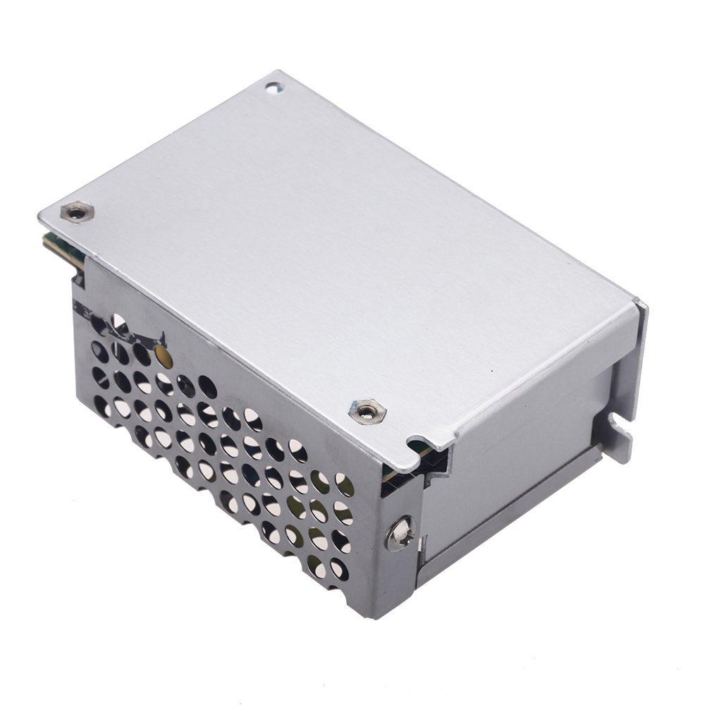 Nguồn tổng 12v3A loại tốt, đủ ampe, dùng cho đèn led quảng cáo bảo hành 1 năm mua tại nguonled.vn
