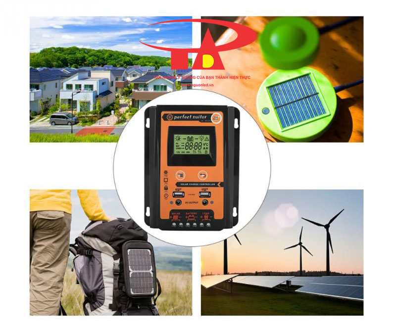 bộ lưu điện năng lượng mặt trời SC01 chất lượng tốt