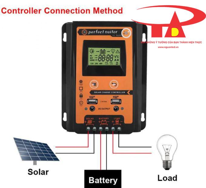 ưu điểm bộ lưu điện năng lượng mặt trời chiết khấu cao, giá rẻ SC01