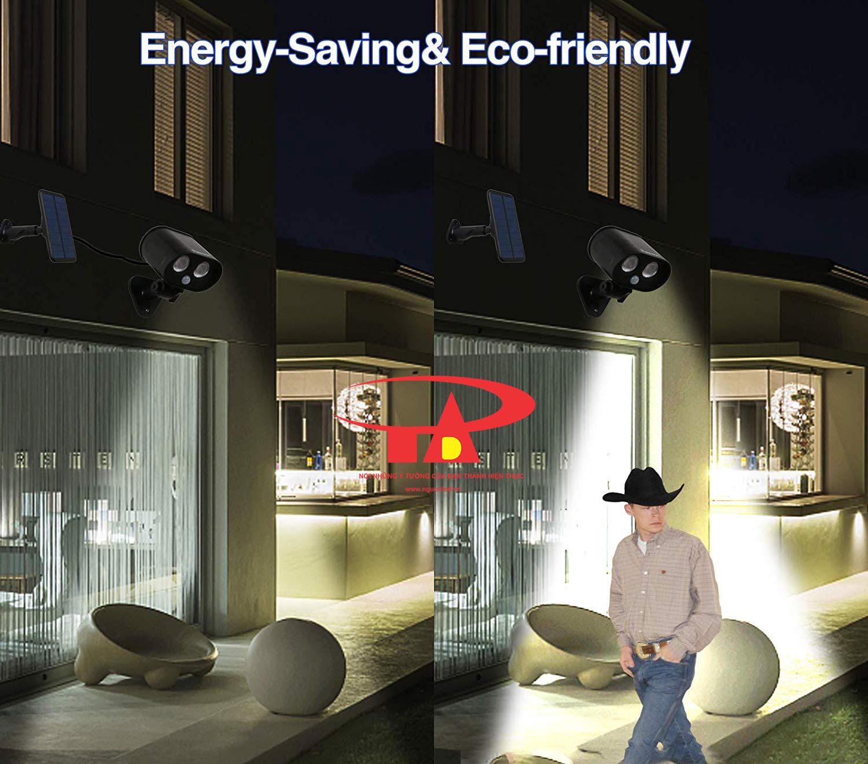 camera năng lượng mặt trời SCL01 cảm biến chuyển động thông minh