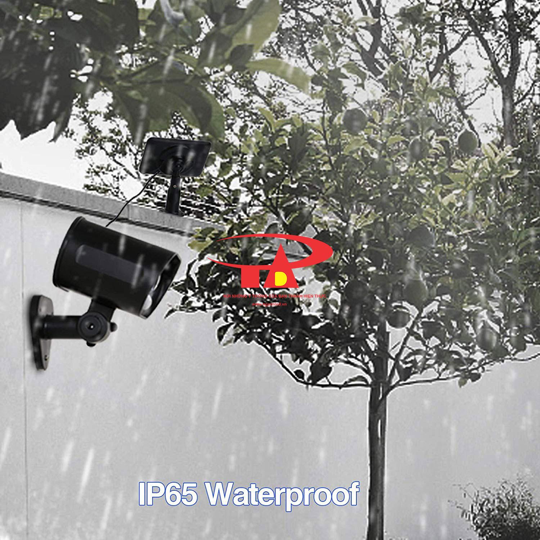 camera năng lượng mặt trời SCL01 chống thấm nước