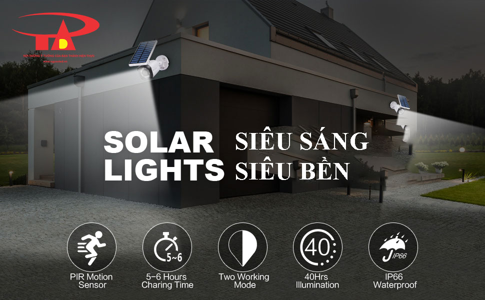 camera năng lượng mặt trời loại tốt, giá rẻ SCL02