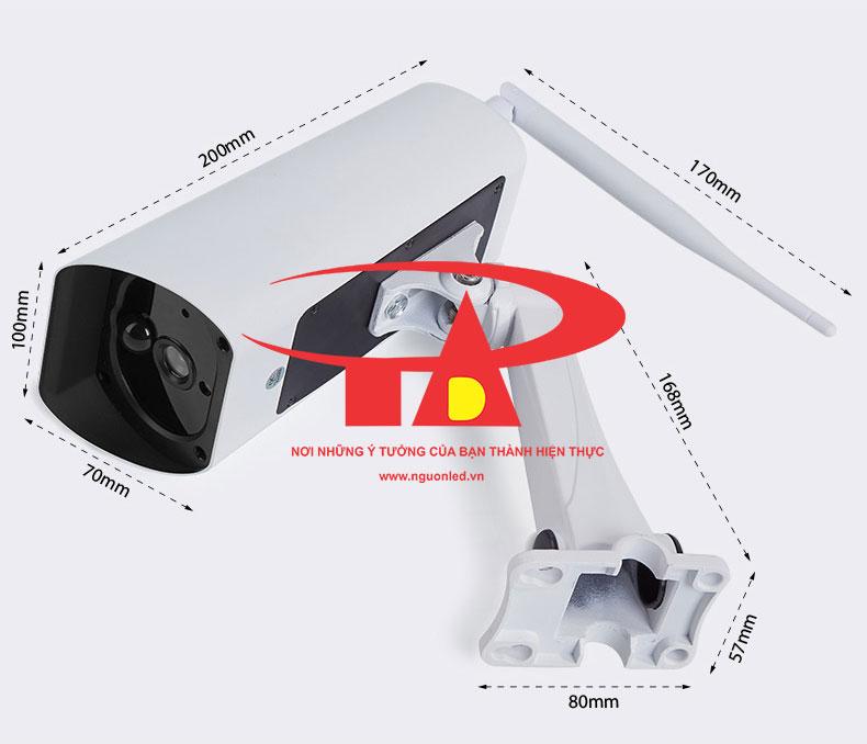 camera năng lượng mặt trời SCL03 chất lượng, chiết khấu cao