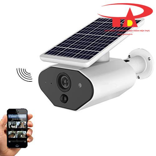 camera năng lượng mặt trời SCL04 giá rẻ, siêu bền