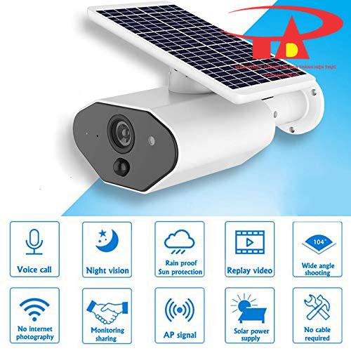 camera năng lượng mặt trời SCL04 giá rẻ, chất lượng cao