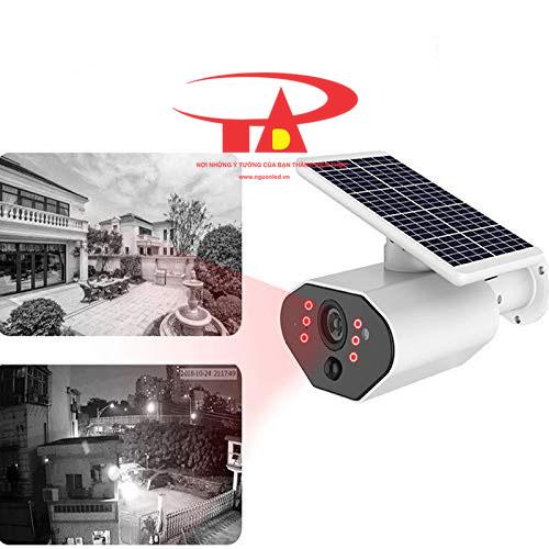 camera năng lượng mặt trời SCL04 chất lượng cao, giá rẻ