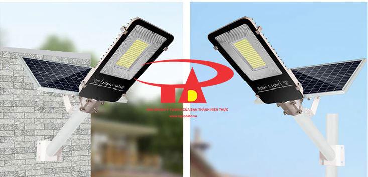 đèn đường năng lượng mặt trời 20w loại tốt, chất lượng cao