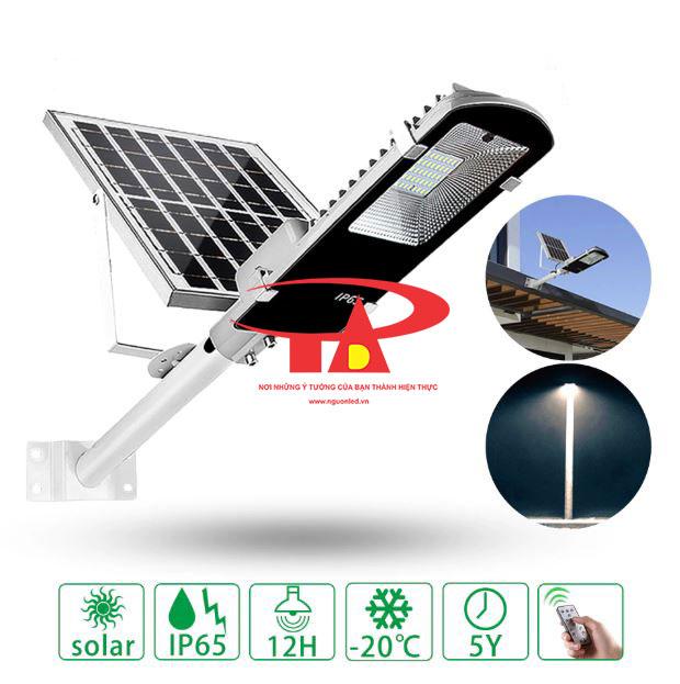 đèn đường năng lượng mặt trời 100w giá sỉ, chất lượng