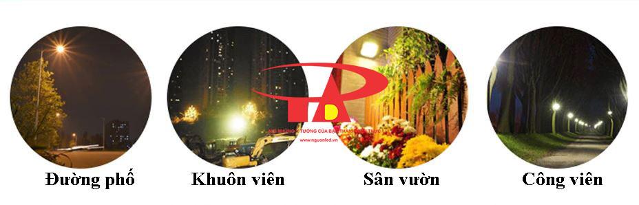 đèn led năng lượng mặt trời 20w chiếu đường, đô thị, khu nhà xưởng