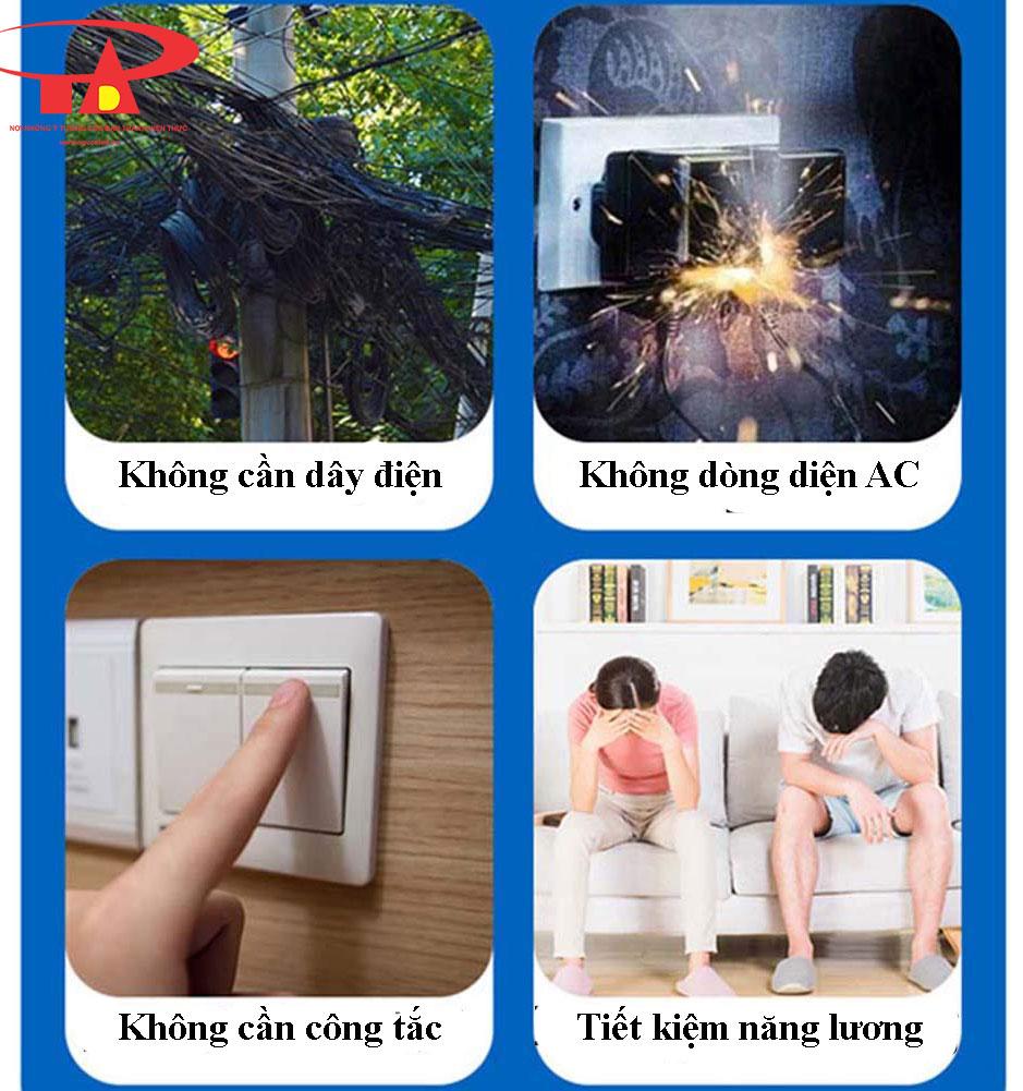 ưu điểm đèn đường năng lượng mặt trời 100w chiết khấu cao