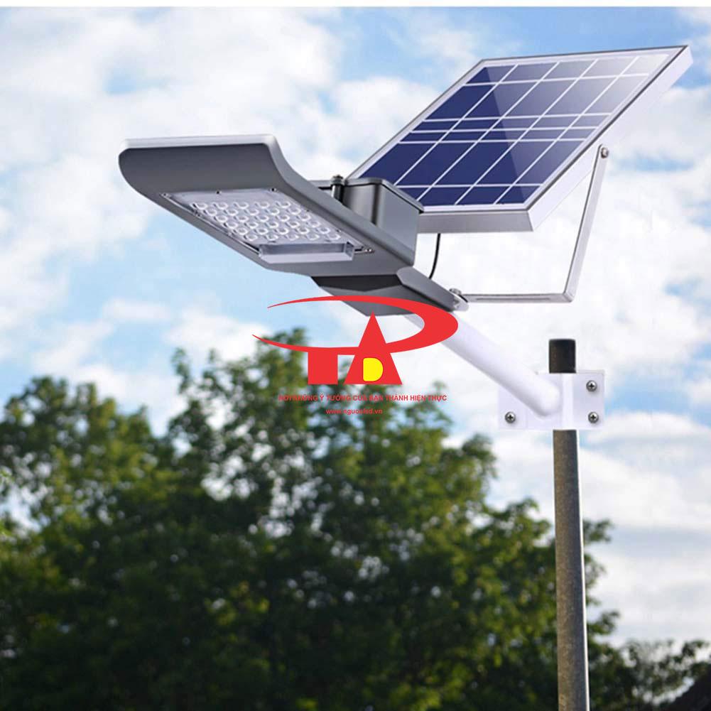 đèn led đường năng lượng mặt trời 30w hiệu suất cao