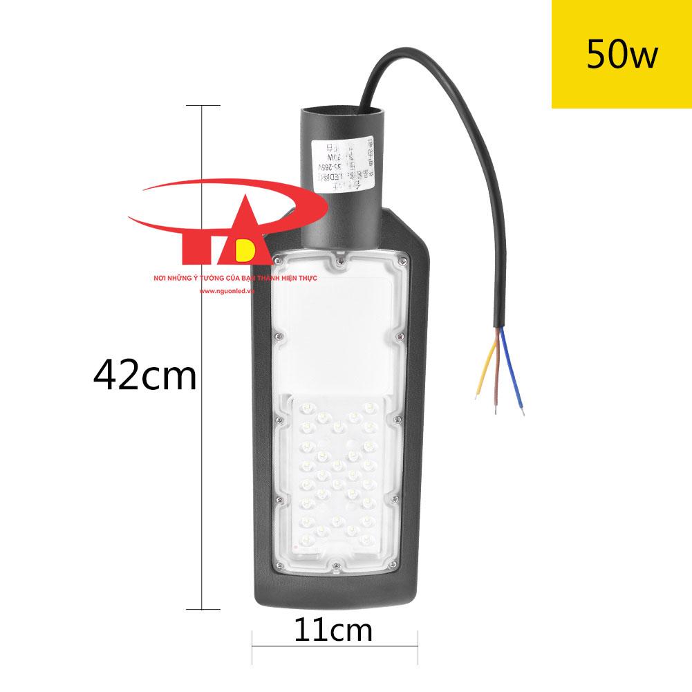 đèn đường năng lượng mặt trời 50w giá rẻ