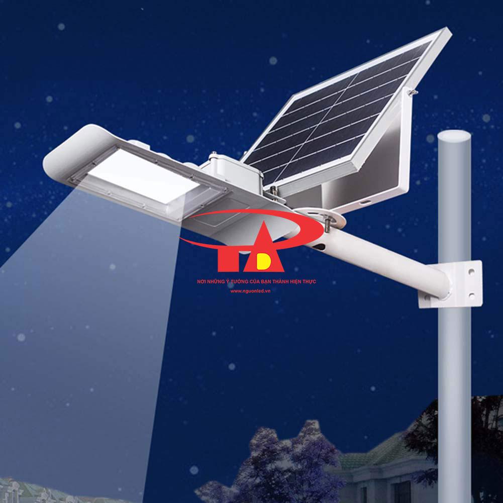 đèn led đường năng lượng mặt trời công suất mạnh 30w