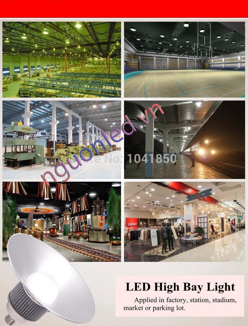 Đèn nhà xưởng 300w loại tốt chuyên dùng cho các xưởng sản xuất