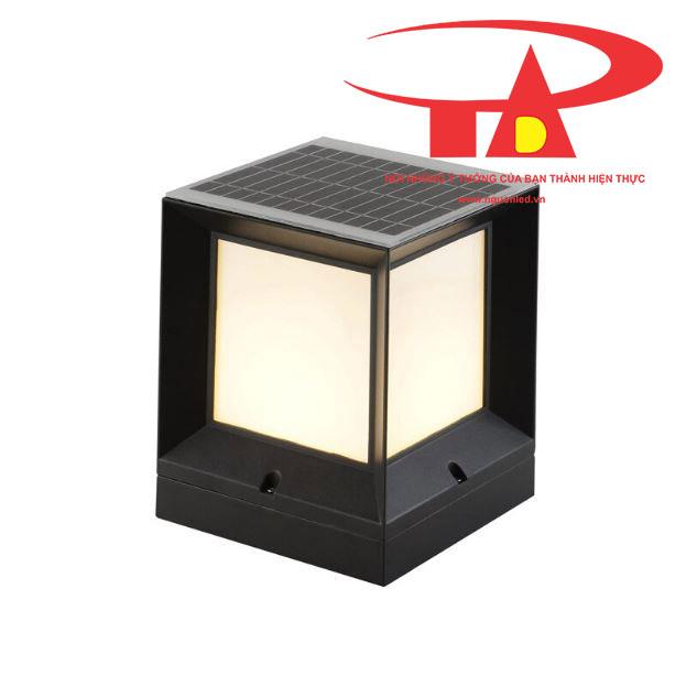 đèn trụ cổng NLMT giá rẻ, chất lượng cao