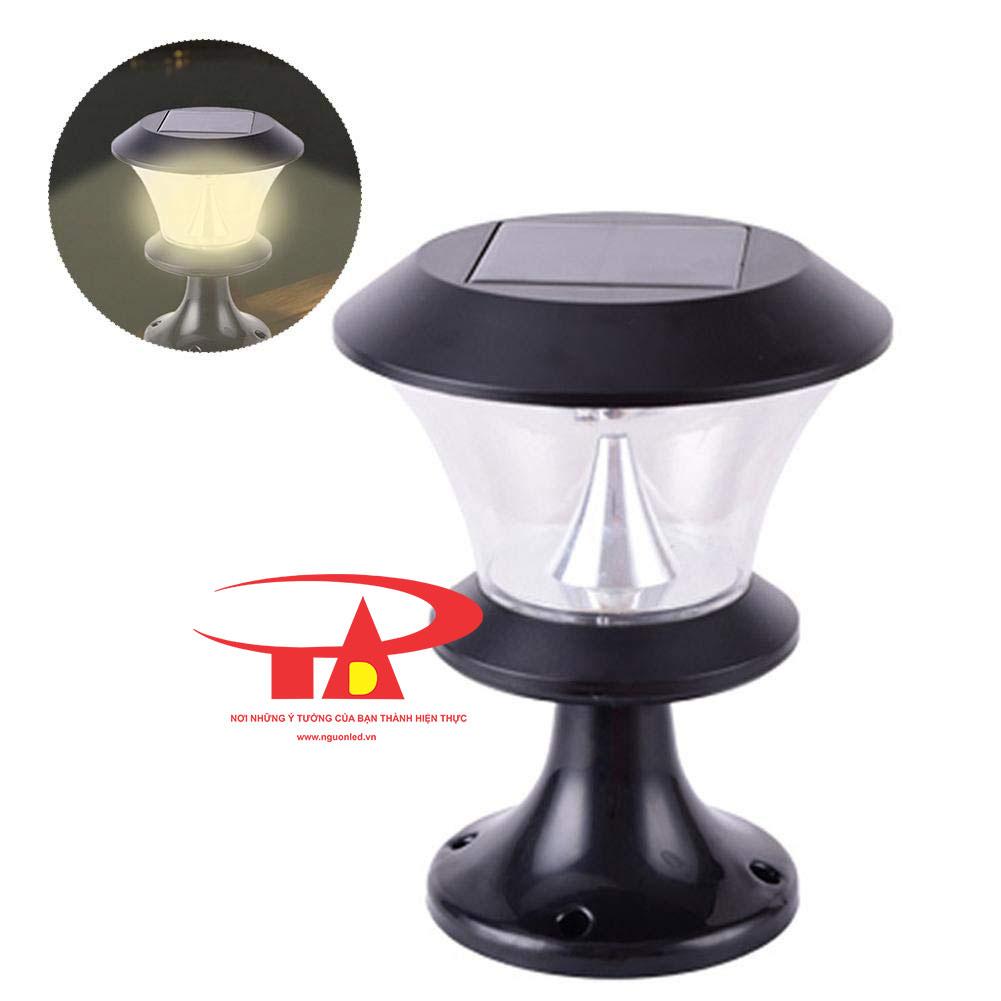 đèn trụ cổng NLMT giá rẻ, chất lượng tại TPHCM